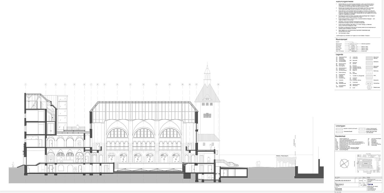 piani Hotel Oderberger - Berlino cmp arkitekten