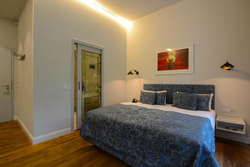 Zimmer Hotel Oderberger