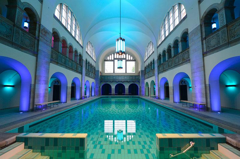 Schwimbad Hotel Oderberger
