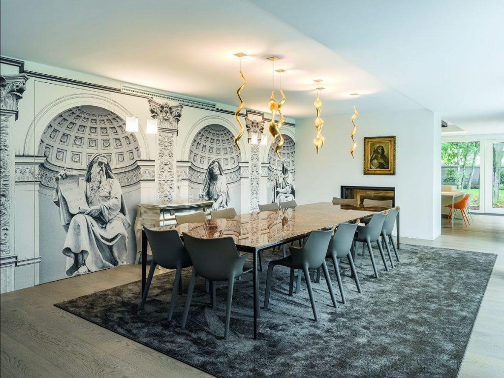 Villa in Mailand: Wohnträume auf Italienisch